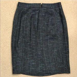 Halogen Skirts - Halogen Tweed Pencil Skirt - Size 4
